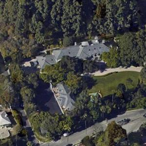 Jefery Levy's house (Google Maps)