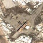 Space Launch Complex 1 - Vandenberg (Google Maps)