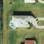 Chad Ochocinco's House (Google Maps)