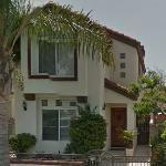 Tito Ortiz house in Huntington Beach, California