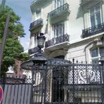 Apostolic Nunciature of Holy See (Vatican City) (Paris) (StreetView)