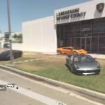 Lamborghini Orange County (StreetView)
