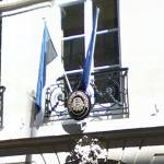 The Estonian Embassy in Paris (StreetView)