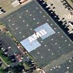 Logo on roof (Google Maps)