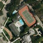 Merv Griffin's House (former) (Google Maps)