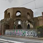 Temple of Minerva Medica (StreetView)