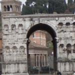 Arch of Janus (StreetView)