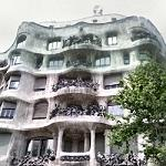 Casa Milà (StreetView)