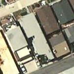 Tom Kapinos' House (Google Maps)