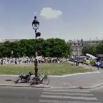 Street Protest in Paris! (StreetView)