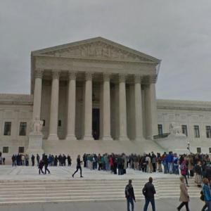 US Supreme Court (StreetView)