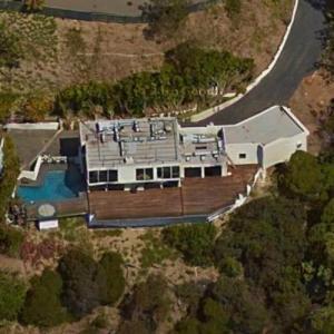 Hayden Panettiere's House (former) (Google Maps)