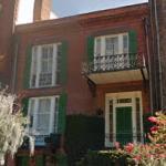 Oscar Dibble House (StreetView)