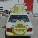 Strange car (StreetView)