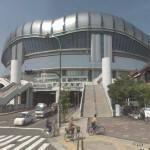 Kyocera Dome Osaka (StreetView)