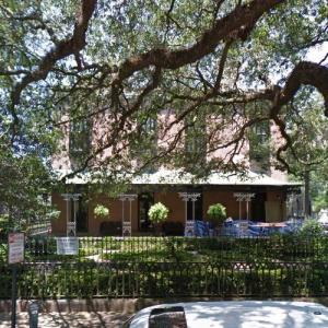 Green-Meldrim House (StreetView)