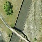 Llyn Brianne Reservoir Spillway (Google Maps)