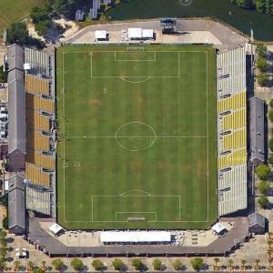 MUSC Health Stadium in Charleston, SC - Virtual Globetrotting