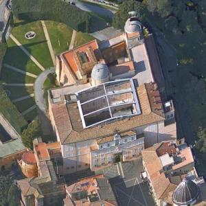 Castel Gandolfo (Google Maps)