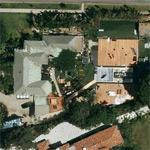 Christian Audigier's house (Google Maps)