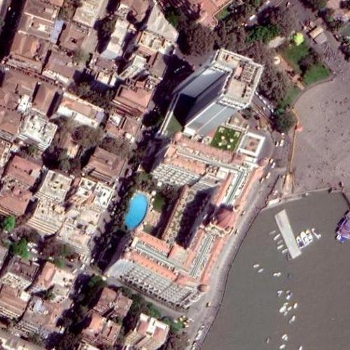 Taj Mahal Palace & Tower (Google Maps)