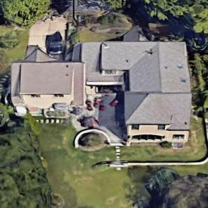 Photo: house/residence of the funny 6 million earning Los Angeles, California-resident