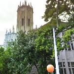 Old Arts Building Clock Tower (StreetView)