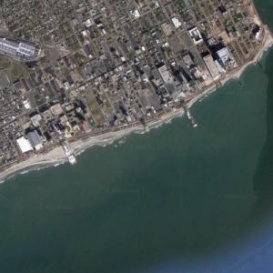 Atlantic City Boardwalk (Google Maps)