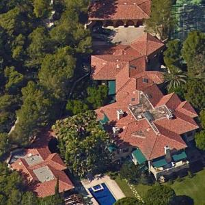 Kimora Lee Simmons and Tim Leissner's House (Google Maps)