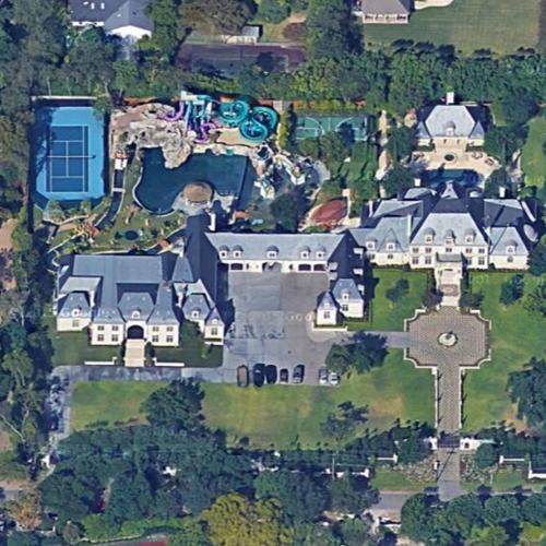 Richard Malouf S House In Dallas Tx Google Maps 2