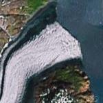 Margerie Glacier (Google Maps)