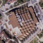 University of Tennessee central library ziggurat (Google Maps)