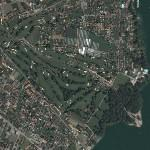 Lugano Golf Couse (Google Maps)