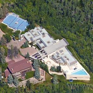 Daryl Katz's house (Google Maps)