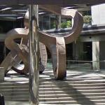 'Nobody Here but Us' by Richard Deacon (StreetView)