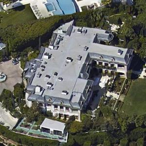 Mohamed Hadid's house (Google Maps)