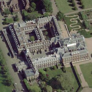 Kensington Palace (Google Maps)