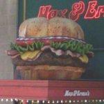 Giant cheeseburger (StreetView)