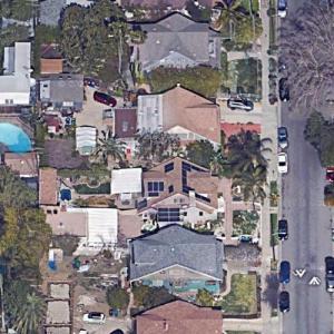 Sandra Oh's House (Google Maps)