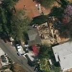 Megan Follows' House (Google Maps)