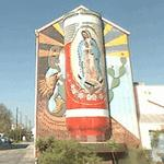 Prayer Candle (StreetView)