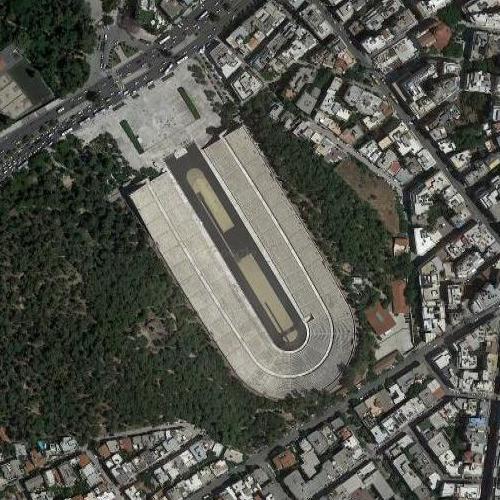 Panathenaic Stadium (Kallimarmaron) (Google Maps)