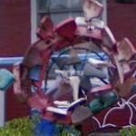 Hamden Yard Art (StreetView)