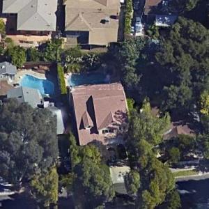 Freddy Rodriguez's House (Google Maps)
