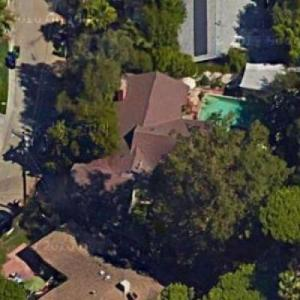 Lesley Ann Warren's House (Google Maps)