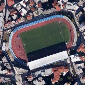 Zosimades Stadium (Google Maps)