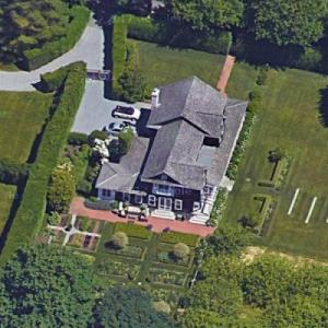 Ina Garten's house (Google Maps)
