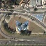 Butterfly (Google Maps)