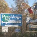 Pennsylvania Welcomes You (StreetView)