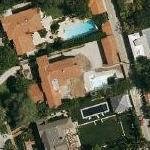 Chris DeWolfe's House (Google Maps)